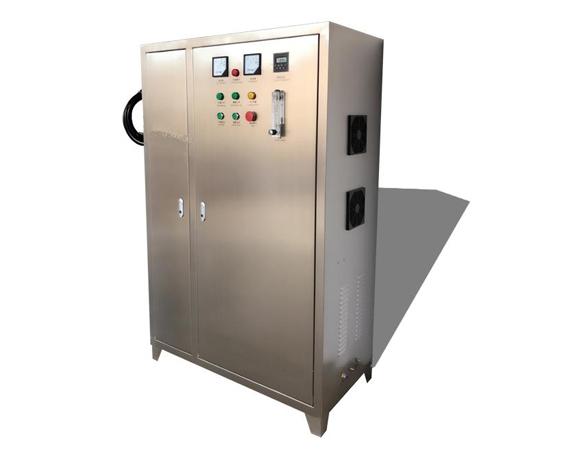 银川食品厂车间臭氧发生器